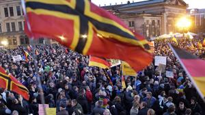 Uno de cada diez alemanes se considera de raza «superior»
