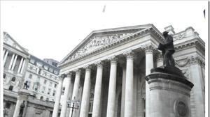 El Banco de Inglaterra ve en el Brexit un riesgo financiero global