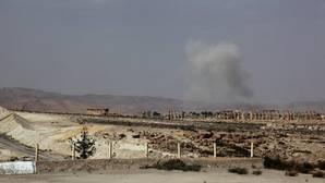 Daesh se apodera de la zona oriental de Palmira por unas horas