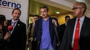 Zapatero: «El diálogo va más allá del revocatorio de Maduro»