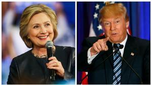 Trump empata con Clinton en la última encuesta sobre las elecciones de EE.UU.