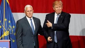 Trump anuncia que el gobernador de Indiana Mike Pence será su número dos