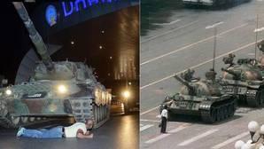 El nuevo «hombre del tanque» de Turquía