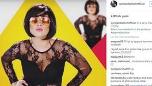 Una paquistaní popular en internet, estrangulada por su hermano por sus vídeos sensuales