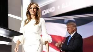 Melania Trump asegura que su marido esta «listo para servir y liderar» como presidente de EE.UU.