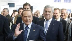Berlusconi propone a Stefano Parisi como su heredero político en Forza Italia