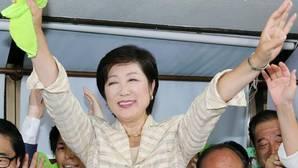 Yuriko Koike, la primera mujer en ganar las elecciones al gobierno de Tokio