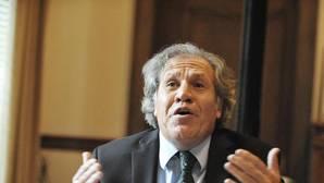 Luis Almagro: «La convocatoria del revocatorio y la liberación de Leopoldo López son innegociables»