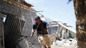 EE.UU. lanza ataques aéreos sobre posiciones de Daesh en Libia