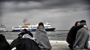 Lesbos: confinados en tierra de nadie