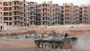 El régimen sirio intensifica los bombardeos para impedir el sitio sobre Alepo