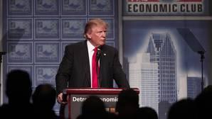 Trump contraataca: «Los firmantes son los responsables de que el mundo sea un desastre»