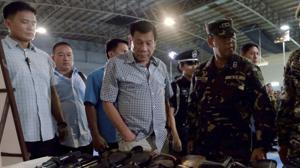 Duterte amenaza con declarar la ley marcial en Filipinas si el poder judicial se interpone en su guerra contra la droga