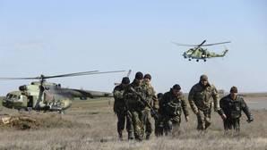 Rusia asegura haber impedido atentados ucranianos en Crimea