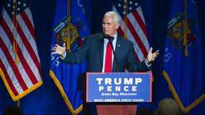 El «número dos» de Trump apuesta por prohibir la entrada en Estados Unidos a otros credos religiosos