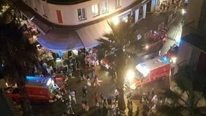 Al menos 80 heridos tras una estampida por la falsa alarma de un tiroteo en el sur de Francia