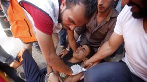 Un adolescente palestino muere de un disparo durante un enfrentamiento con soldados israelíes