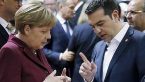 Tsipras insiste en que Alemania debe pagar a Grecia reparaciones por la Segunda Guerra Mundial