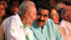 Maduro derrocha 355.000 euros en el 90 cumpleaños de Fidel Castro