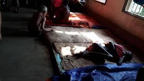 Las fotos de un hospital público para enfermos mentales que avergüenza a India