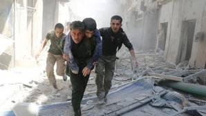 Mueren más de 460 civiles en tres semanas de combates y ataques aéreos en Alepo