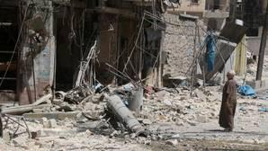 Los números de la guerra en Alepo: 1.400 civiles muertos en tan sólo cuatro meses