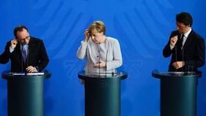 Reunión de Renzi, Merkel y Hollande para relanzar la Unión Europea