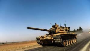 Las fuerzas rebeldes apoyadas por Turquía liberan Yarábulus de manos de Daesh