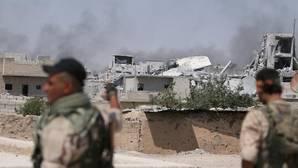 Las tropas kurdas se retiran hacia la orilla este del Éufrates, tal y como exige Turquía
