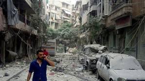Once niños mueren tras un ataque de las fuerzas gubernamentales sirias en Alepo