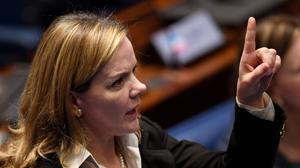 Bronca en el Senado en el primer día de juicio a Dilma Rousseff