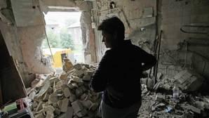 Un soldado muerto y dos heridos en el este de Ucrania