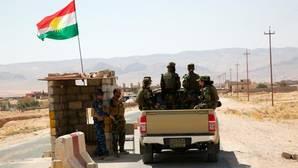Los kurdos acusan de uso de armas químicas a Turquía