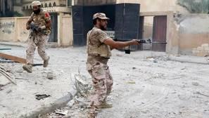 Milicias libias comienzan la batalla final por el control de Sirte