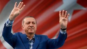 Erdogan reitera que la intervención turca en Siria seguirá hasta «eliminar cualquier amenaza» terrorista