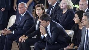 Renzi confirma que el segundo funeral de Estado por las víctimas del terremoto será este martes en Amatrice