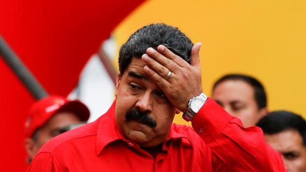 El presidente de Venezuela, Nicolás Maduro, en una fotografía de archivo
