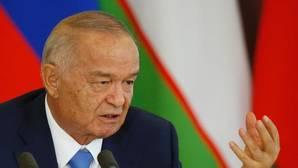 El presidente de Uzbekistán, en cuidados intensivos tras sufrir un derrame cerebral