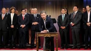 Los colombianos ya conocen la pregunta para el referéndum por la paz