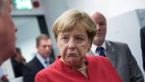 Merkel lamenta haber dejado sola a España en materia de inmigración