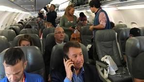 Despega el primer vuelo comercial de EE.UU. a Cuba en 54 años
