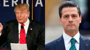 Indignación en México por la reunión de Enrique Peña Nieto con Donald Trump