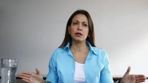 Corina Machado: «Si Maduro no se va este año las mafias se quedarán en el poder»