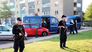 Cuatro heridos en dos tiroteos relacionados con una comuna hippie en Copenhague