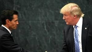 Trump: «He expresado a Peña Nieto mi respeto por los mexicanos»