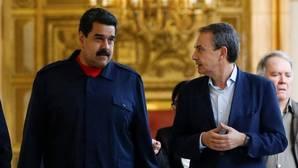 Zapatero abandona Venezuela antes de la marcha por el revocatorio de Maduro