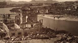 Así quedó Hiroshima tras la bomba atómica