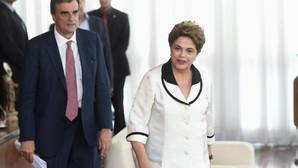 Rousseff: «Fue una pena de muerte política»