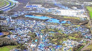 La «Jungla» de Calais toca a su fin