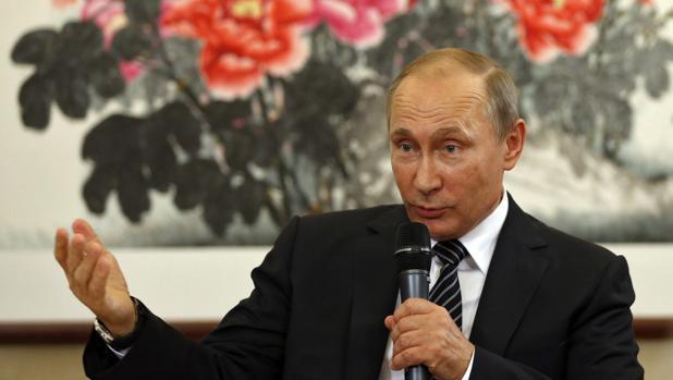 Vladímir Putin pretende «rebajar la tensión» en Siria a través de un acuerdo con EE.UU.